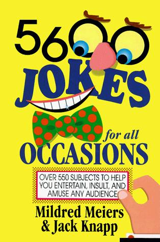 5600 jokes for all occasions