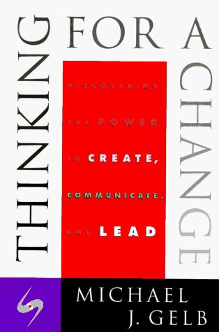Download Thinking For A Change