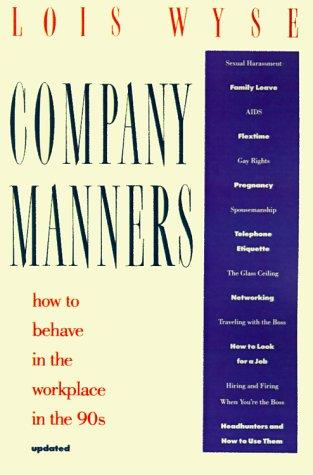 Download Company manners