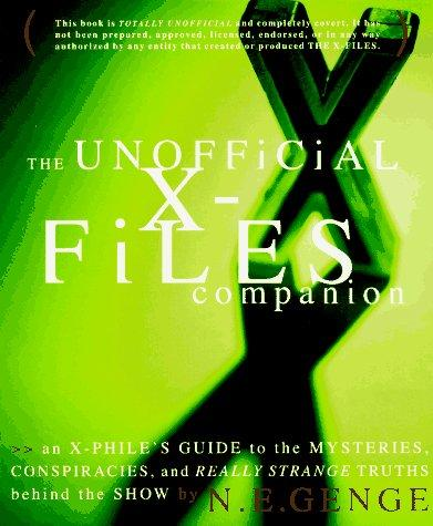 Download The unofficial X-files companion