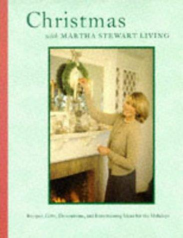 Christmas with Martha Stewart living.