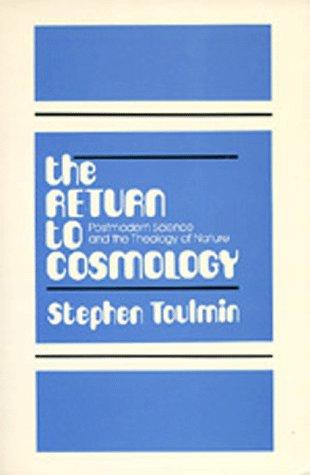 Download The Return to Cosmology