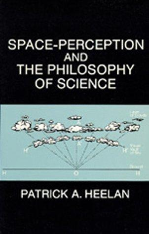 Download Space-Perception and the Philosophy of Science