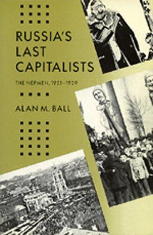 Download Russia's Last Capitalists