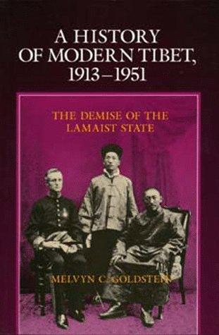 Download A History of Modern Tibet, 1913-1951