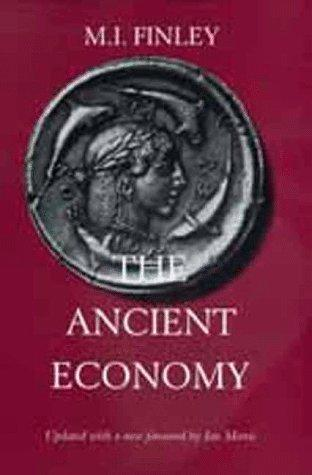 Download The ancient economy