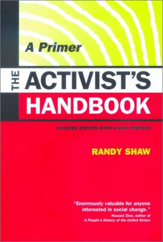 Download The Activist's Handbook
