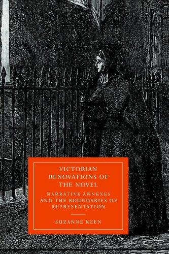 Download Victorian Renovations of the Novel