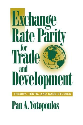Download Exchange Rate Parity for Trade and Development