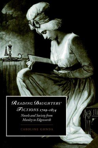 Download Reading Daughters' Fictions 17091834