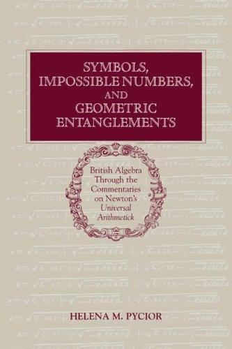 Symbols, Impossible Numbers, and Geometric Entanglements