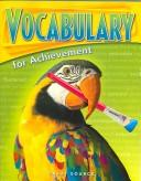 Download Vocabulary for Achievement