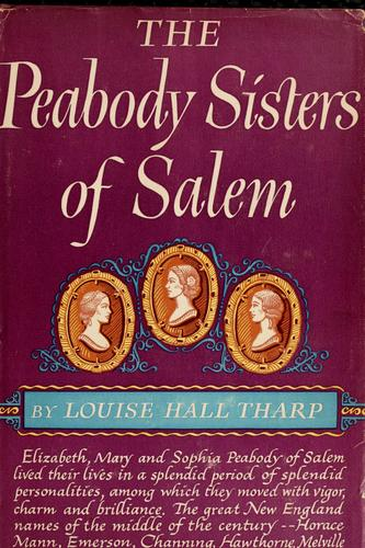 Download The Peabody sisters of Salem