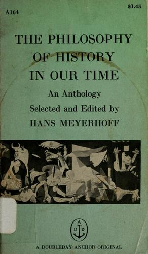 Download The philosophy of history in our time