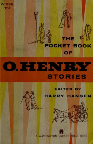Download The pocket book of O. Henry stories