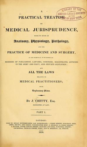 Download A practical treatise on medical jurisprudence