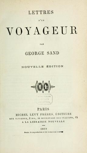 Download Qeuvres de George Sand.