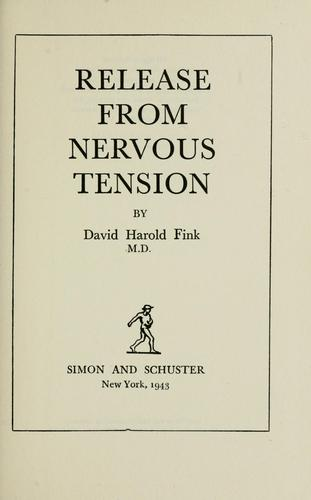 Download Release from nervous tension
