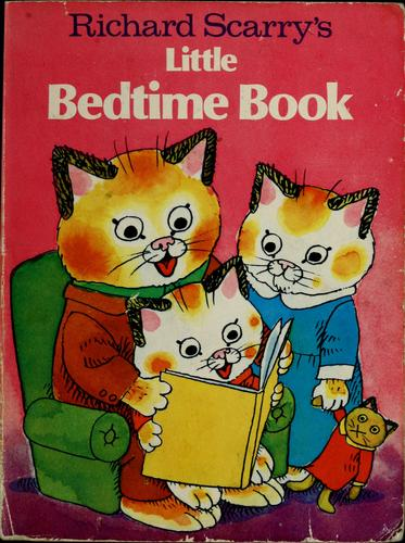 Richard Scarry's bedtime stories.