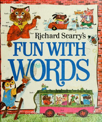 Download Richard Scarry's Fun with words.