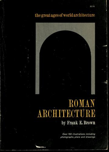 Download Roman architecture.