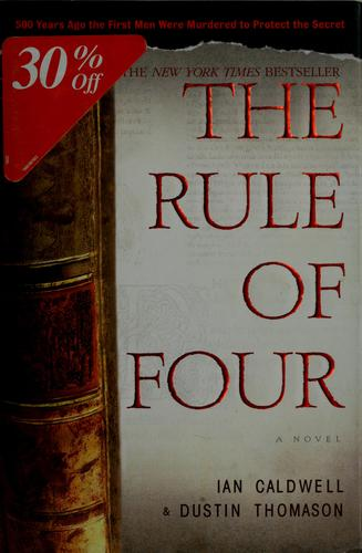 Download The rule of four