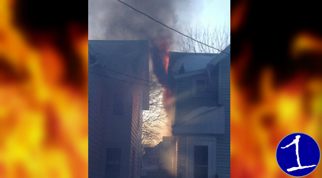 N. Wadsworth St. fire under investigation; home suffers extensive damage (photos & video)