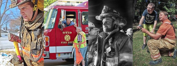 Ovid FD planning benefit dinner for volunteers battling illnesses