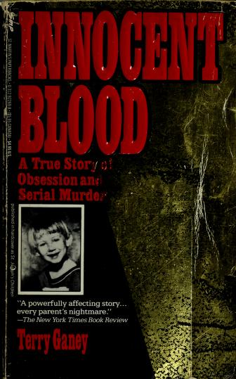 Cover of: Innocent Blood | Terry Ganey
