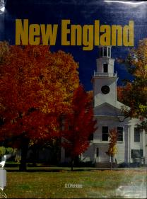 """Cover of: New England (""""Spotlight on the Best of Cities, States, and Countries"""") 