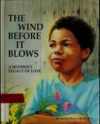 Cover of: The wind before it blows   Cynthia DiLaura Devore