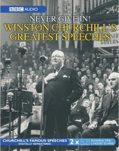 The Greatest Churchill Speeches by Winston S. Churchill
