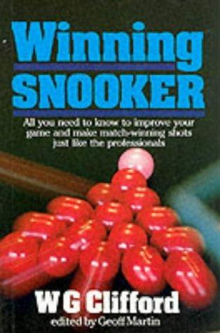 Winning Snooker by William G. Clifford