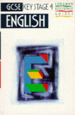 English (GCSE Reference Guides) by Paul Pascoe