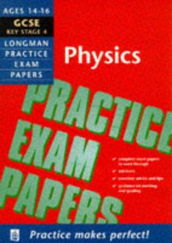 General Certificate of Secondary Education Physics by Keith Palfreyman