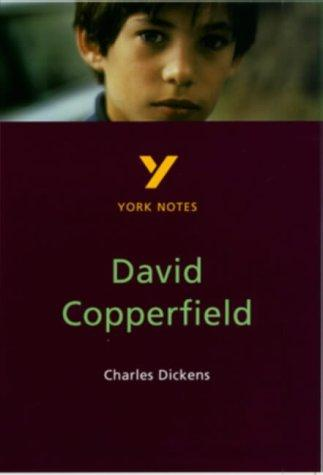 "York Notes on Charles Dickens' ""David Copperfield"" by R.W. Stevenson"