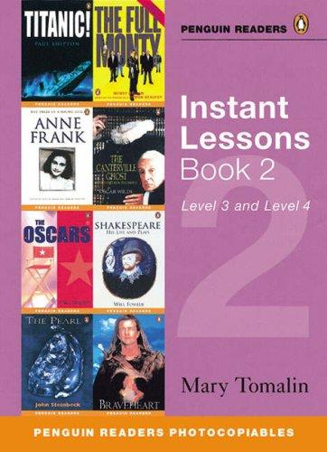 Instant Lessons by Mary Tomalin