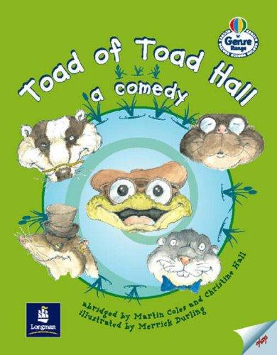 Toad of Toad Hall by C Hall