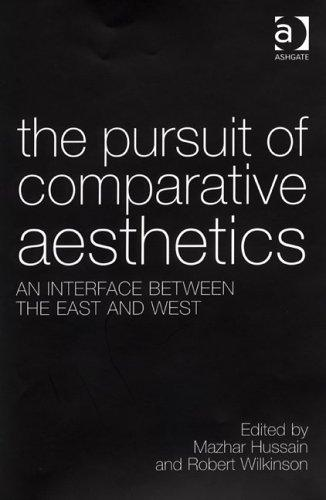 The pursuit of comparative aesthetics by Robert Wilkinson