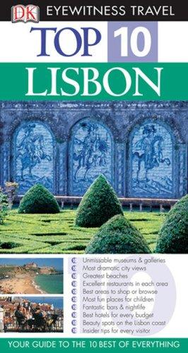 Top 10 Lisbon by DK Publishing