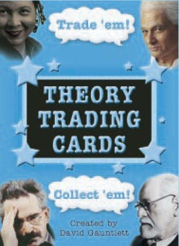 Theory Trading Cards by David Gauntlett