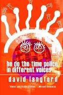 He Do the Time Police in Different Voices by David Langford
