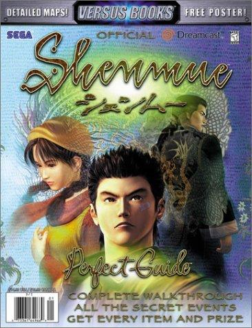 Versus Books Official Shenmue Perfect Guide by Casey Loe