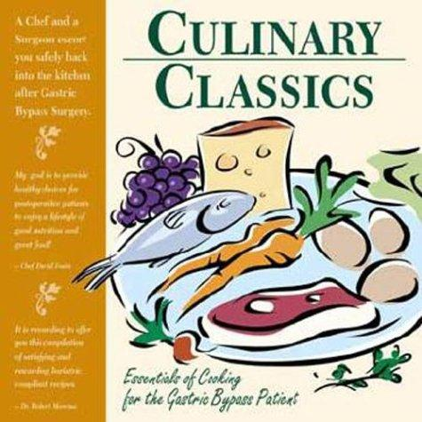 Culinary Classics by David Fouts