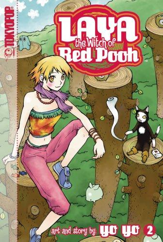 Laya, the Witch of Red Pooh Volume 2 by Yo Yo