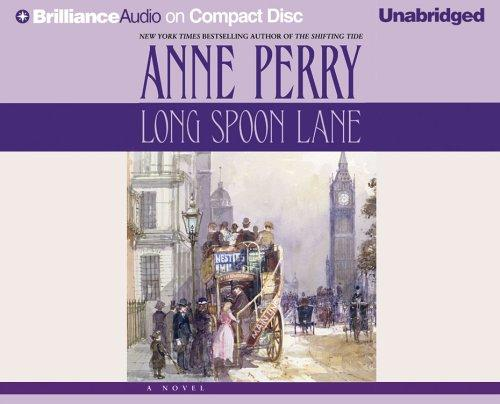 Long Spoon Lane (Thomas and Charlotte Pitt)