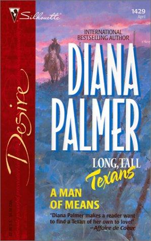 A man of means by Diana Palmer