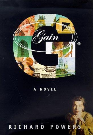 Gain by Richard Powers