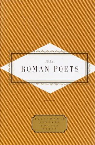The Roman Poets by Peter Washington
