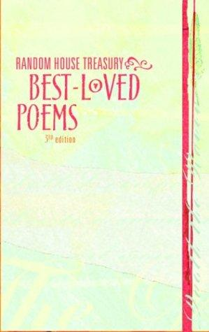 Random House Treasury of Best-Loved Poems by Random House